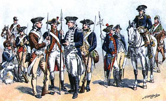 Causes Of The American Revolutionary War