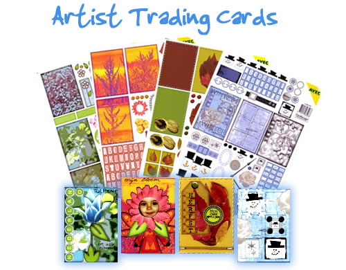 Artist Trading Cards Project