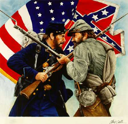 The Life Of An American Civil War Soldier