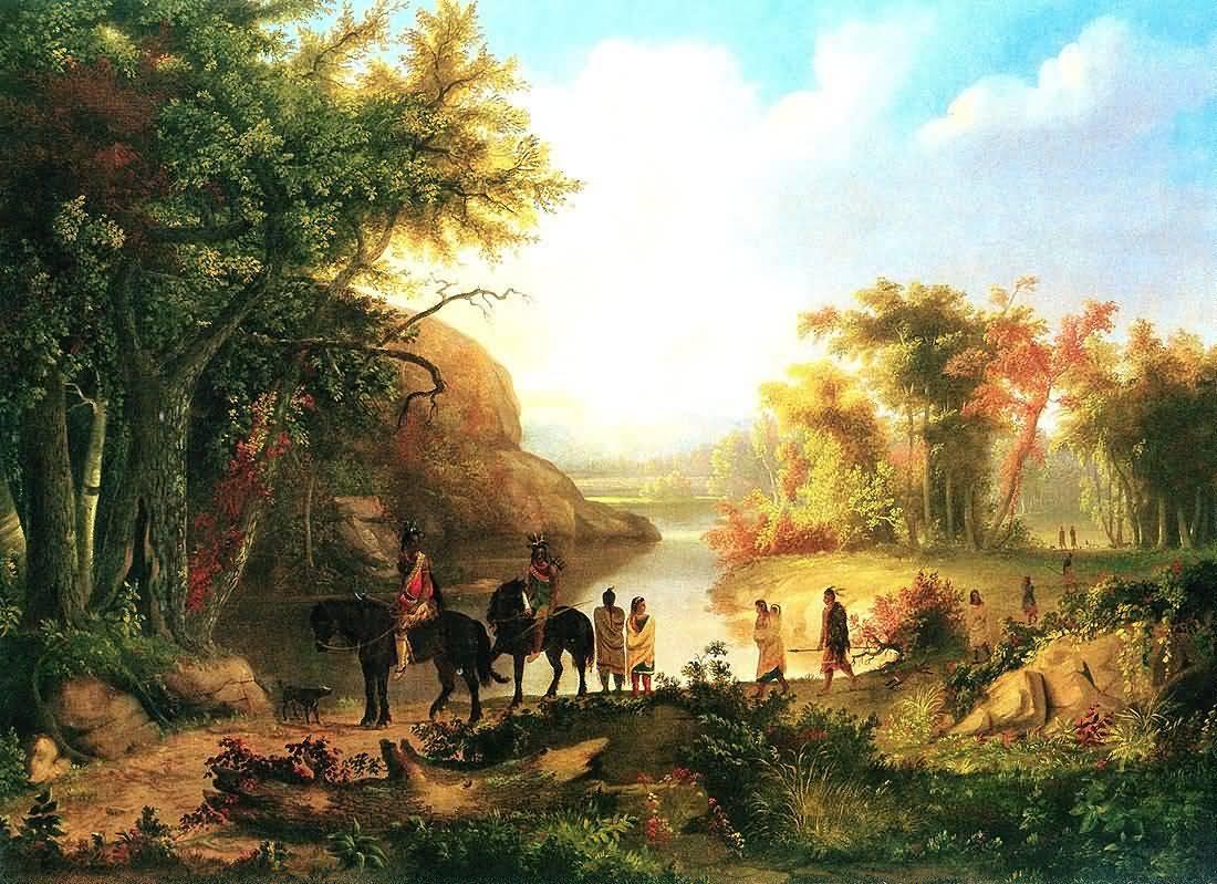 indians-in-sunset-river-landscape-1100x799.jpg