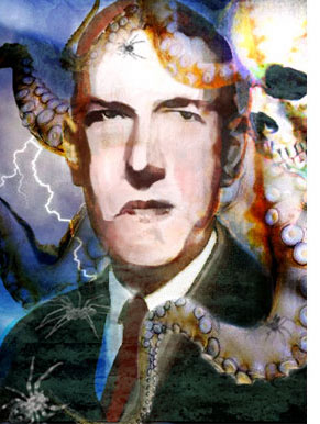 Hp Lovecraft: A Horror Story