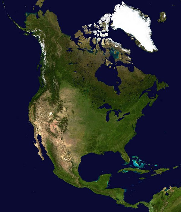 The Biomes Of North America