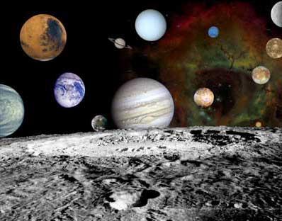 سبحان الله كواكب ترتيب الكواكب المستقيم