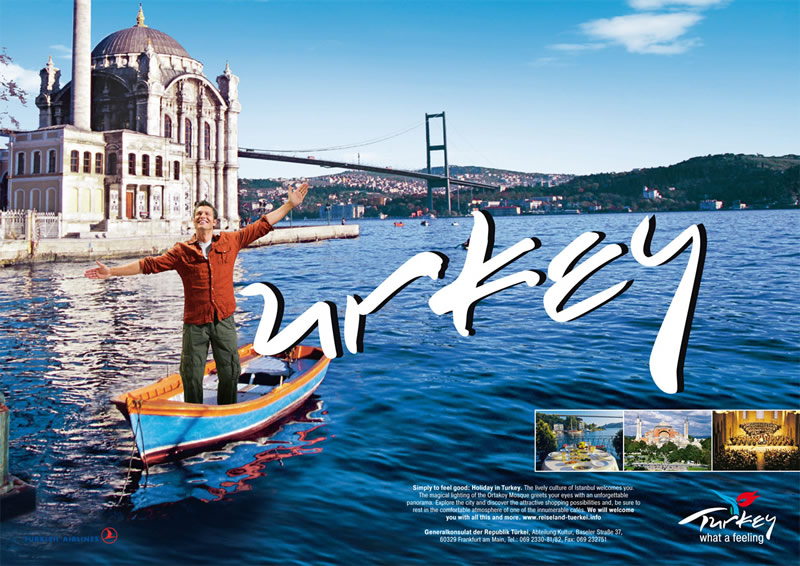 How About An Amazing  Travel Around Turkey?