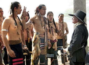 The Real History Of The Wampanoag Indians