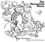 The Berenstain Bears And No Girls Allowed