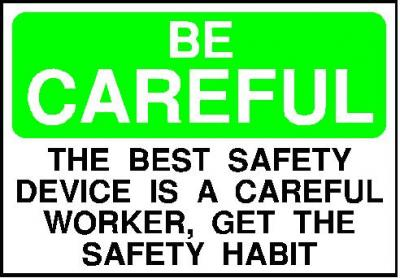 Safety Webquest