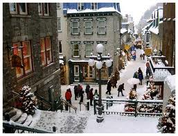 Shopping For Family In Quebec City