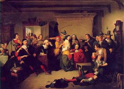 The Salem Witch Trials: Truth And Consequences