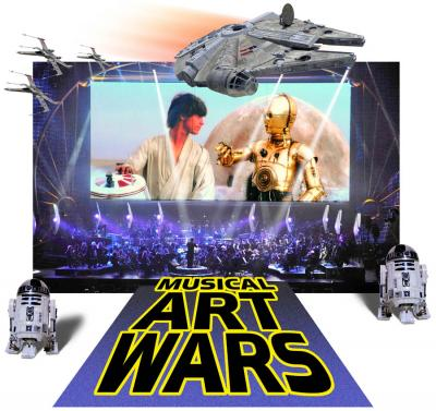 Musical Art Wars