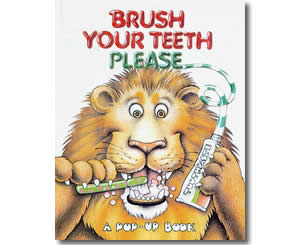 You Do Not Have To Brush All Of Your Teeth, Only The Teeth You Want To Keep!