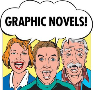 Graphic Novels: A Link Of Art And Literature