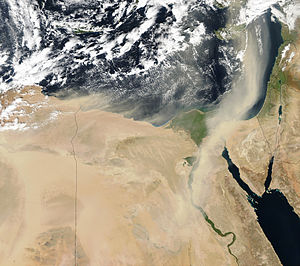 The Geography Of Egypt & The Nile
