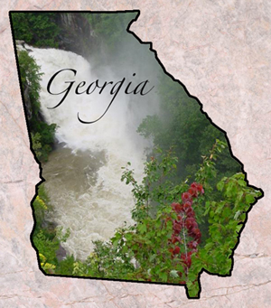 The Five Geographic Regions Of Georgia