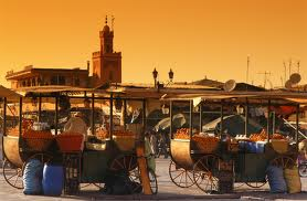 Make  Your  Travel Brochure And Have Fun  Exploring  Marrakech  Attractions