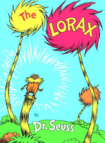 The Lorax Extra Credit