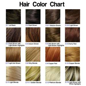 Haircolor Webquest