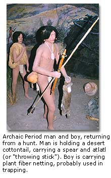 Nevada'S Desert Archaic People