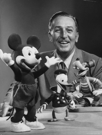 Walt Disney: The Man And His Dream