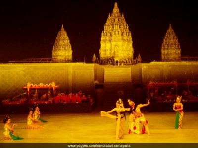 The Beauty Of Ramayana Ballet