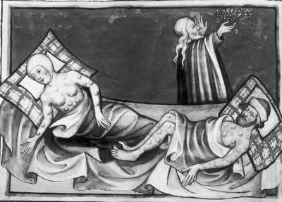 Life In The Middle Ages:  The Black Death