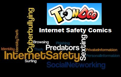 Internet Safety & Awareness Comic Book Creation In Toondoo