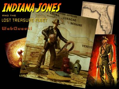 Indiana Jones And The Quest For The Lost Treasure Fleet!