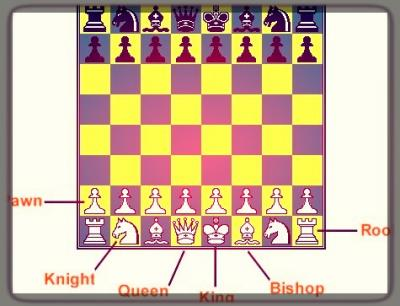 Chess Or Math