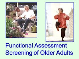 Functional Assessment In The Older Adult