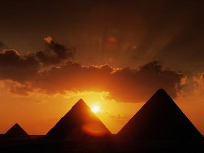 Travel Through Time: Ancient Egypt