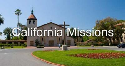 California Missions Webquest