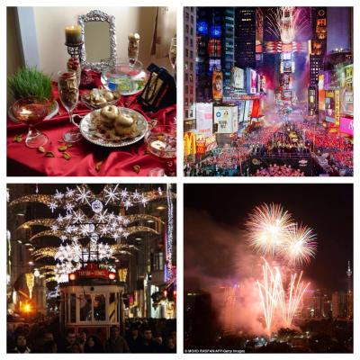 How Do People From Different Countries Celebrate The New Year?