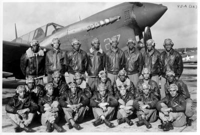 The Tuskegee Airmen: The African American Fighter Pilots Of Wwii