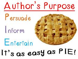 Determining Author'S Purpose And Point Of View