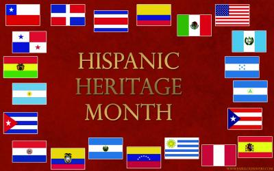 Hispanic Heritage Month Country Project