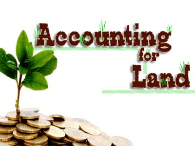 Accounting For Land