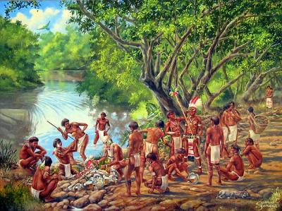 A Journey To The Land Of The Tainos