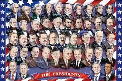 Presidents: Past, Present, And Future!
