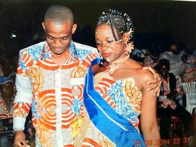"The Traditional Mariage At The ""fang "" Ethnic Group Of Gabon"