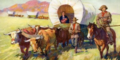 The United States And Westward Expansion