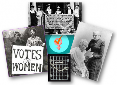 Women'S Suffrage: A 100 Year Crusade
