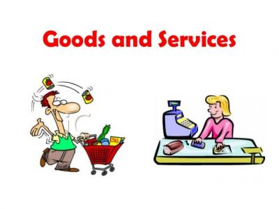 Buyers And Sellers Of Goods And Services