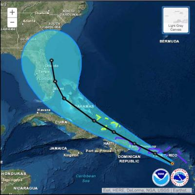 Hurricane Preparedness Webquest