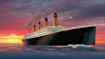 The Titanic: All Aboard! If You Dare...
