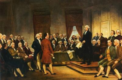 The Founding Fathers And The Constitution