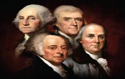The Founding Fathers Of The American Revolution