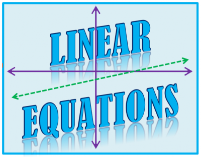 Writing Linear Equations - Introduction & Exploration