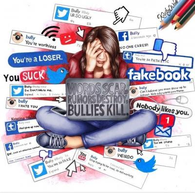 Ms. Warner'S Cyberbullying Webquest Project