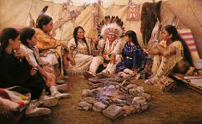 Newcomer Native Americans