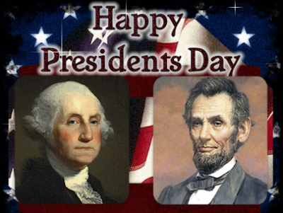 Happy Birthday To Washington And Lincoln! By Charlotte Scarborough